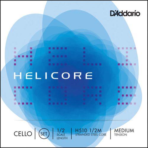 Set strun za violončelo ½ Helicore H510-1/2M