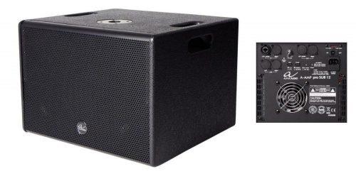 Aktivni subwoofer Alpha Audio A-Amp Pro 12 Sub Gewa