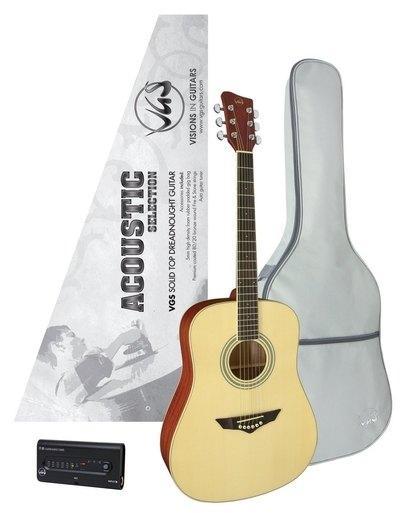 Akustična kitara VGS Mistral GEWA