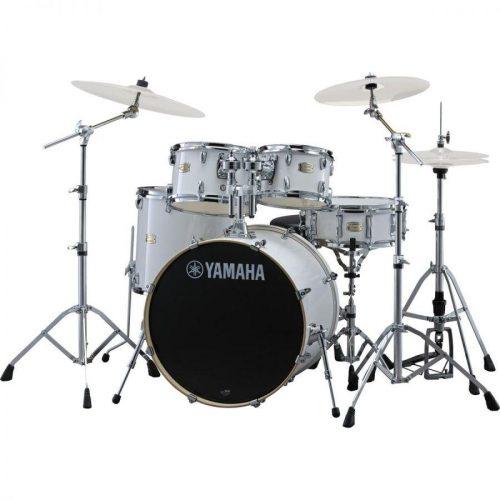 Bobni Yamaha Stage Custom Birch SBP2F5 s setom stojal HW780 - različne barve