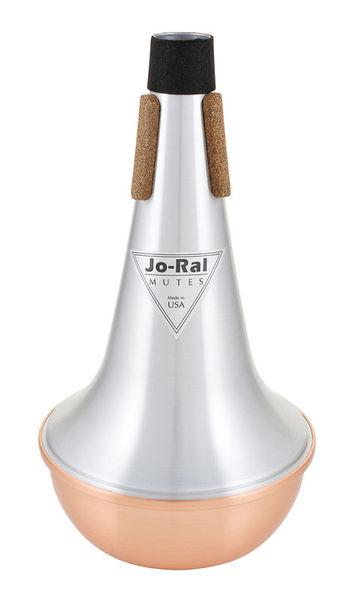 Dušilec za pozavno Jo-Ral TRB1C - Straight Mute Copper Bottom