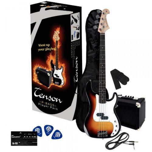 Električna bas kitara Tenson P - set
