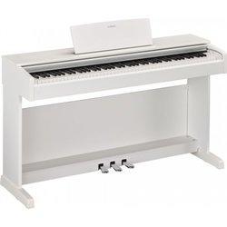 Električni klavir YDP-143W Arius Yamaha - bel