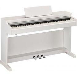 Električni klavir YDP-163W Arius Yamaha - bel