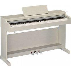 Električni klavir YDP-163WA Arius Yamaha - pepelnato bel