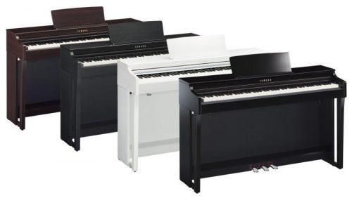 Električni klavir Yamaha CLP-625 - različne barve