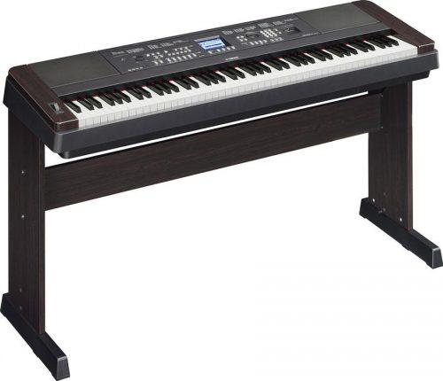 Električni klavir Yamaha DGX-660