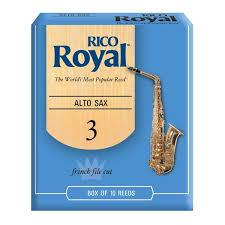 Jezički Rico Royal Alt Sax 3
