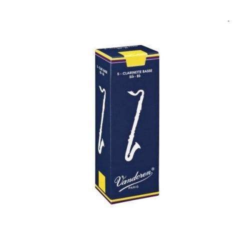 Jezički Vandoren Classic Bas klarinet 2