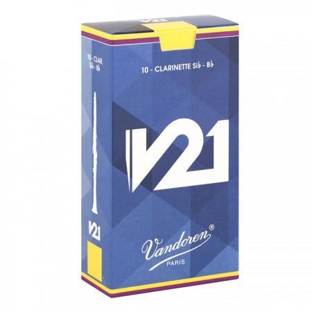 Jezički Vandoren V21 Bb klarinet 2.5