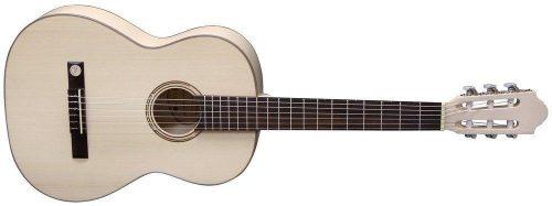 KITARSKI SET: klasična kitara PRO NATURA 7/8 + torba in pručka