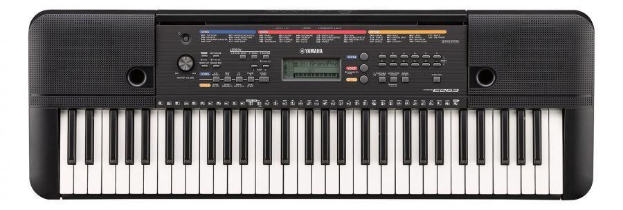 Klaviatura PSR-E263 Yamaha