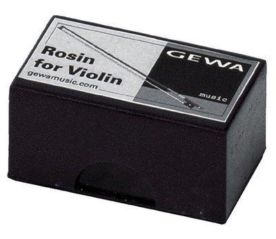 Kolofonija za violino in violo Gewa Rosin Liuteria