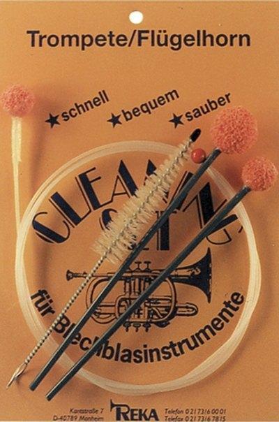 Komplet za čiščenje trobente / krilnice / korneta Reka