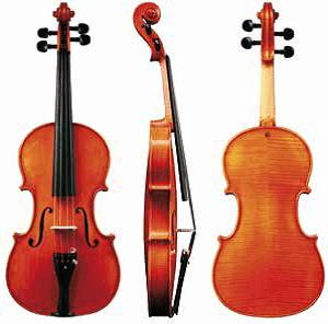 Koncertna violina 4/4 Germania Gewa