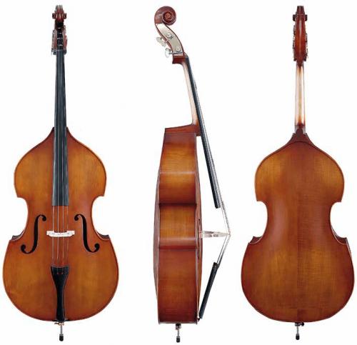 Kontrabas Concerto Gewa - različni modeli