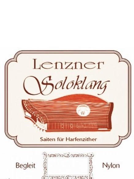 Lenzner struna za citre H9 Soloklang Begleit