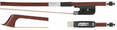 Lok za kontrabas ¾ iz lesa pernambuka Gewa – francoski
