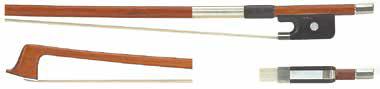 Lok za violo 4/4 iz brazilskega lesa Gewa - okrogel