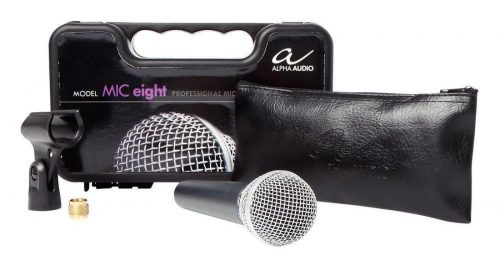 Mikrofon Alpha Audio Mic Eight Gewa
