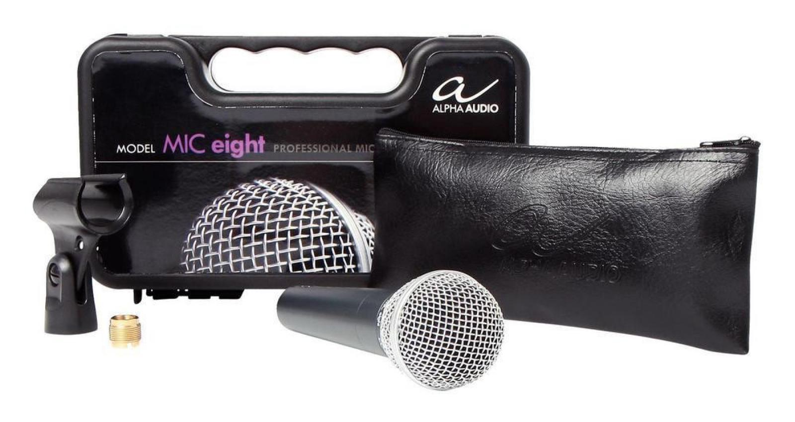 Mikrofon Alpha Audio Mic Eight Gewa