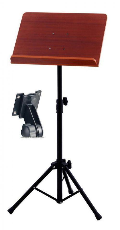Orkestrsko leseno notno stojalo BSX