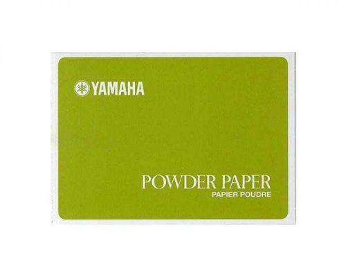 Puder papir za blazinice APP Yamaha