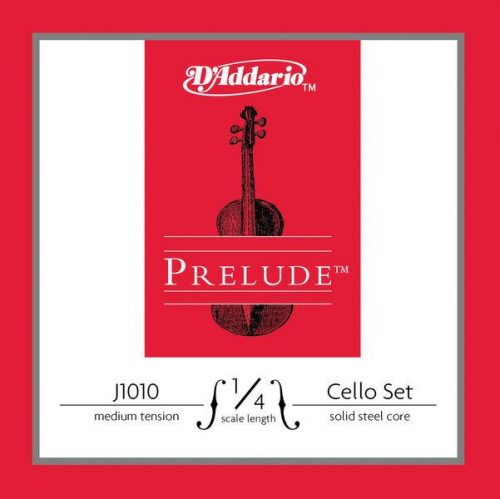 Set strun za čelo 1/4 M Prelude J1010 Daddario