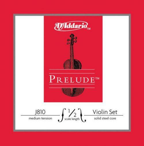 Set strun za violino 1/2M Prelude J810 Daddario