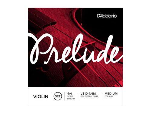 Set strun za violino 4/4M Prelude J810 Daddario