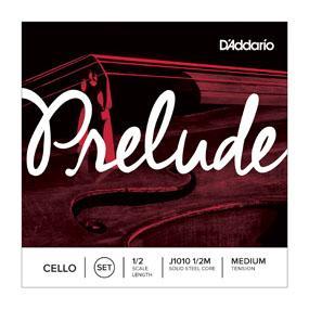 Set strun za violončelo 1/2 M Prelude J1010 D'Addario