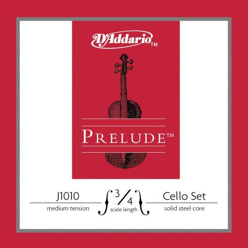 Set strun za violončelo 3/4 Prelude J1010 D'Addario