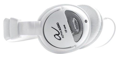 Slušalke GEWA Alpha audio - bele