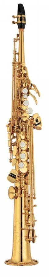 Sopran saksofon Yamaha YSS-475 II