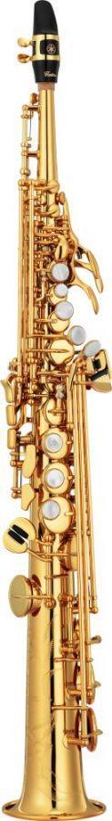 Sopran saksofon Yamaha YSS-82 Z