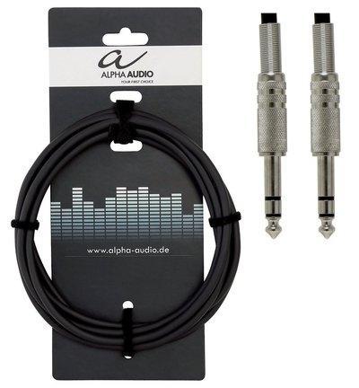 Stereo kabel za glasbila Gewa Basic Line Alpha Audio - različne dolžine