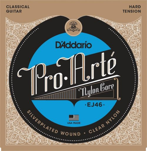 Strune za klasično kitaro D`Addario EJ46 Pro Arte