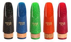 Ustnik za Bb in A klarinet Urban Play Buffet Crampon - različne barve