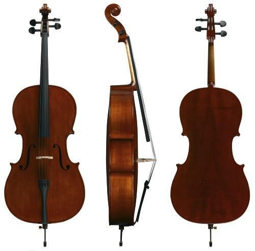 Violončelo Ideale Gewa - različne velikosti