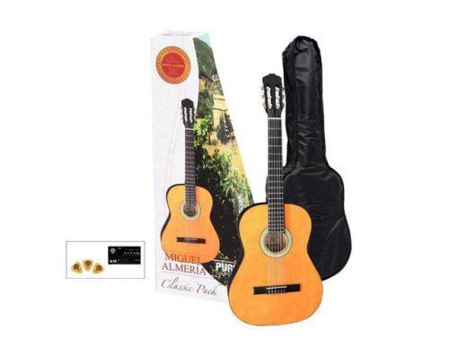 Kitarski set Almeria Classic Pack 4/4