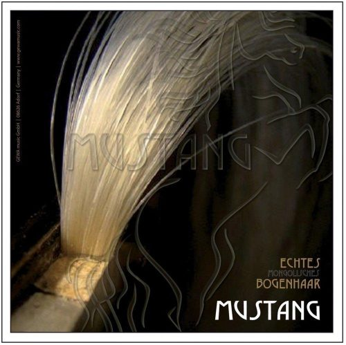 Žima za lok za violončelo Mustang Gewa