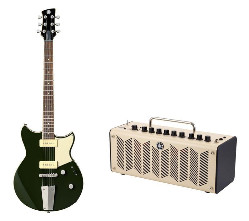 Električna kitara Revstar in THR ojačevalec