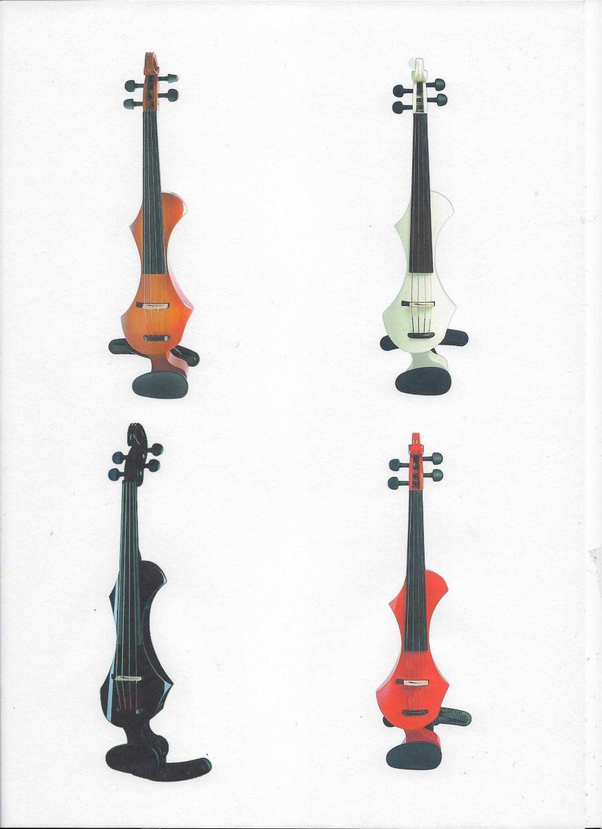 Električne violine Novita 2.0