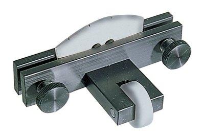 Pripomoček za montažo mostička na godala Gewa