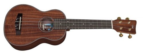 Sopranski ukulele Asian Koa VGS
