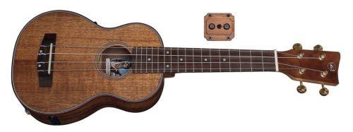 Elektroakustični sopranski ukulele Asian Koa VGS