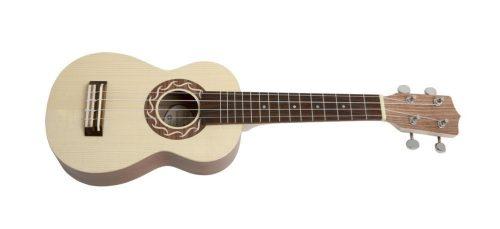 Sopranski ukulele Pro Natura Silver VGS