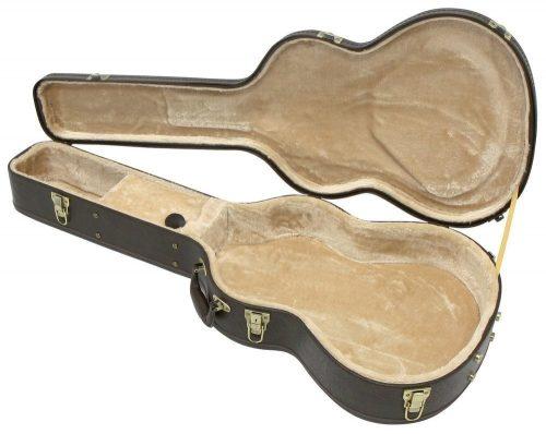 Kovček za kitaro Arched Top Prestige Brown Edition Gewa