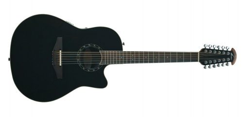 Elektro-akustična kitara z 12 strunami Ovation Standard Balladeer Deep Contour Cutaway Gewa