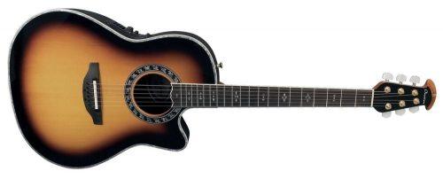 Elektro-akustična kitara Ovation Custom Legend Deep Contour Cutaway Gewa